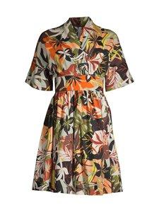 Imperial - ABTLBSN Printet Dress -mekko - 2729 VERDE/NERO | Stockmann