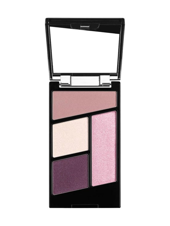Color Icon Eyeshadow Quads -luomiväripaletti