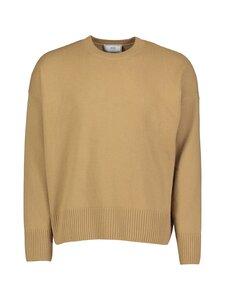 Ami - Crewneck Oversize Sweater -villa-kashmirneule - BEIGE/250 | Stockmann