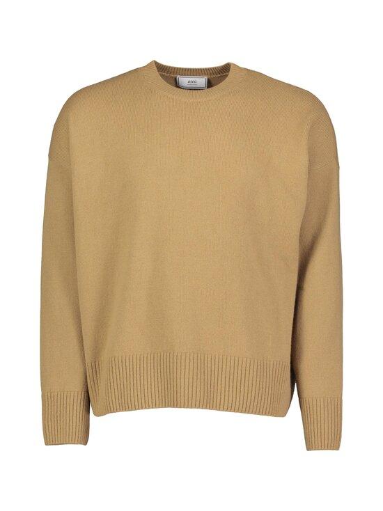 Ami - Crewneck Oversize Sweater -villa-kashmirneule - BEIGE/250   Stockmann - photo 1