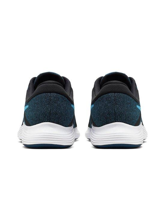 Nike - Revolution 4 -sneakerit - OFF NOIR/LIGHT CURRENT BLUE | Stockmann - photo 5