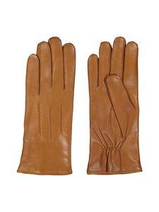 Sauso - Arno Long Finger -nahkakäsineet - CAMEL | Stockmann