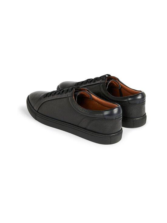 Ted Baker London - Udamo Leather Sneaker -nahkasneakerit - 00 BLACK | Stockmann - photo 4
