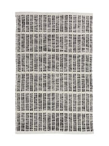 Casa Stockmann - Race-puuvillamatto 60 x 90 cm - GREYWHITE   Stockmann
