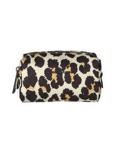 Marc Jacobs - The Beauty Pouch Leopard Small Pouch -laukku - 161 NATURAL MULTI | Stockmann
