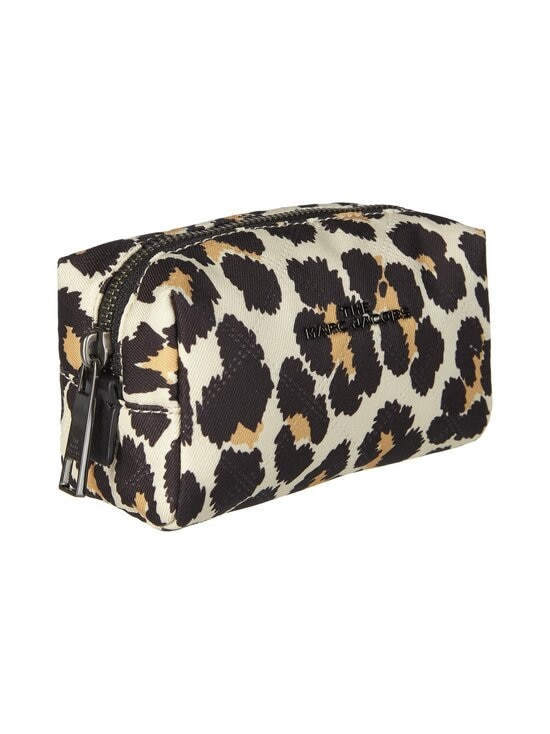 Marc Jacobs - The Beauty Pouch Leopard Small Pouch -laukku - 161 NATURAL MULTI | Stockmann - photo 3