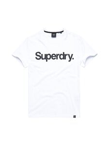 Superdry - CL NS TEE -paita - 01C OPTIC | Stockmann