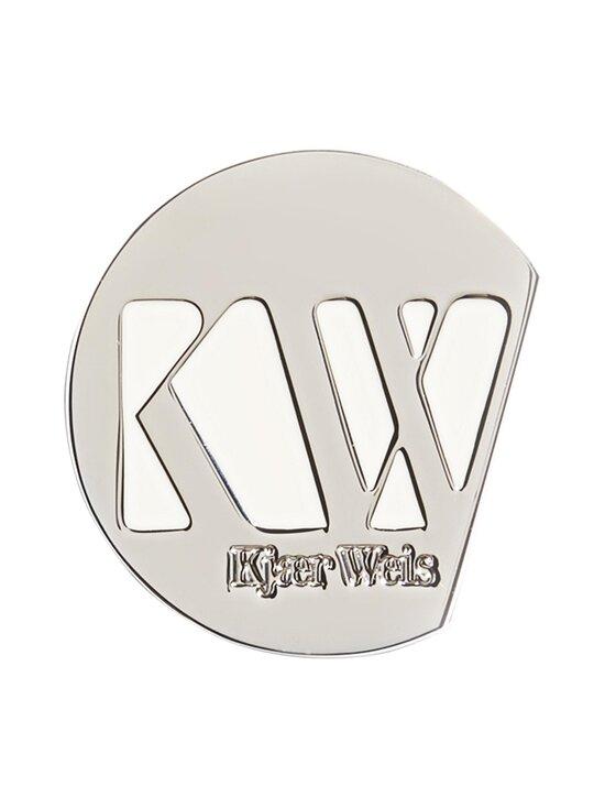 Kjaer Weis - Case Iconic Edition Eye Powder Eyeshadow -metallikotelo - SILVER   Stockmann - photo 1