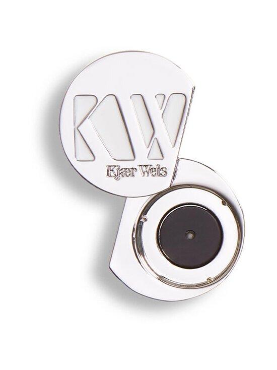 Kjaer Weis - Case Iconic Edition Eye Powder Eyeshadow -metallikotelo - SILVER   Stockmann - photo 2