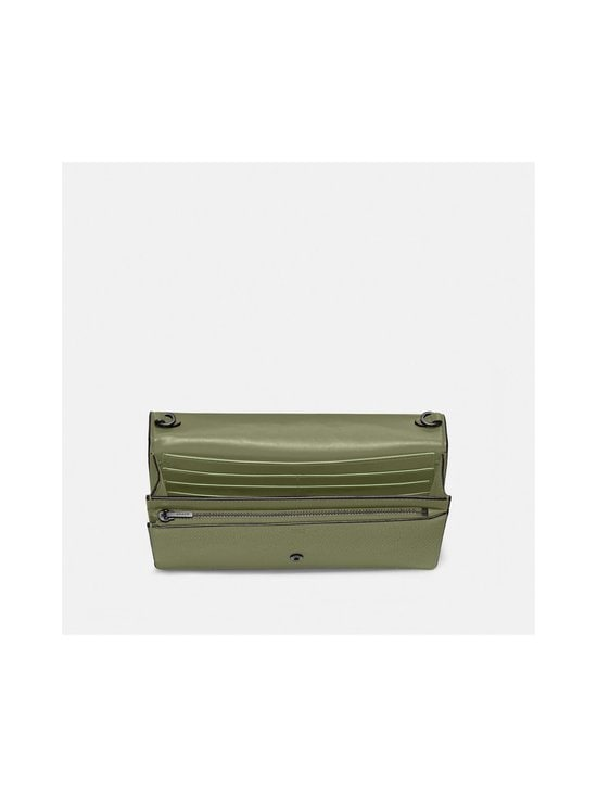 Coach - Hayden Foldover Crossbody Clutch -nahkalaukku - V5/LIGHT FERN | Stockmann - photo 4