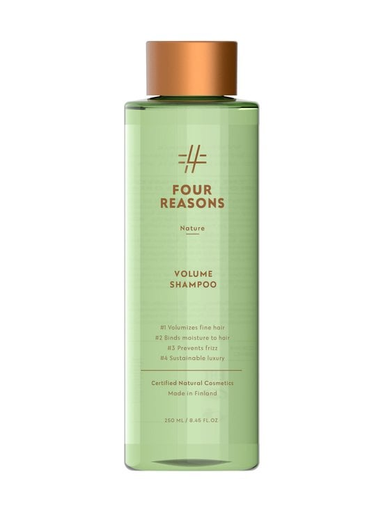 Four Reasons - Nature Volume Shampoo 250 ml - NOCOL | Stockmann - photo 1