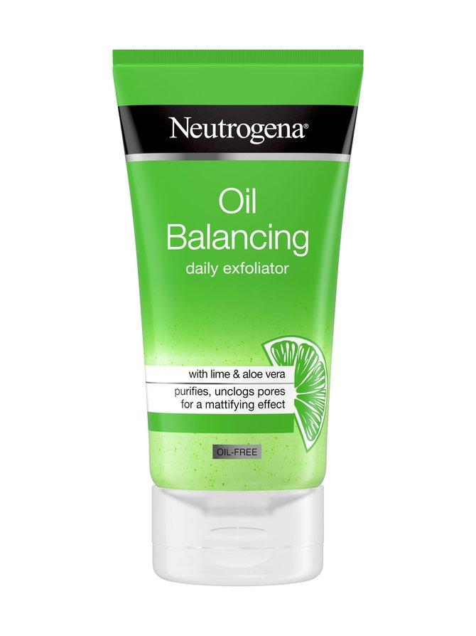 Oil Balancing Daily Exfoliator -kuorintavoide 150 ml