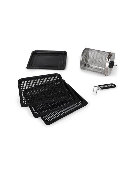 Princess - Digital Aerofryer Oven -kiertoilmakypsennin - BLACK/STEEL | Stockmann - photo 10