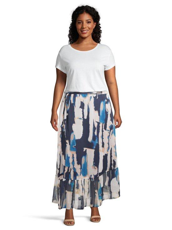 Junarose - JrfAna Maxi Skirt -hame - BLACK IRIS | Stockmann - photo 2