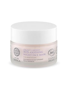 Natura Siberica - SOS Soothing Night Face Mask -naamio 50 ml | Stockmann