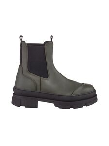 PAVEMENT - Wave Rubber Chelsea Boot -kumisaappaat - 120 GREEN   Stockmann