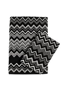 Missoni Home - Keith-pyyhe 100 x 150 cm - BLACK/WHITE | Stockmann