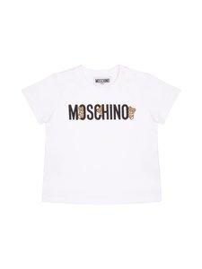 Moschino - T-paita - 10101 OPTIC WHITE | Stockmann