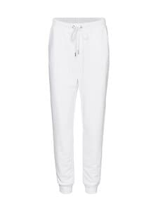 Noisy may - NMLUPA NW LOGO PANTS -collegehousut - BRIGHT WHITE | Stockmann