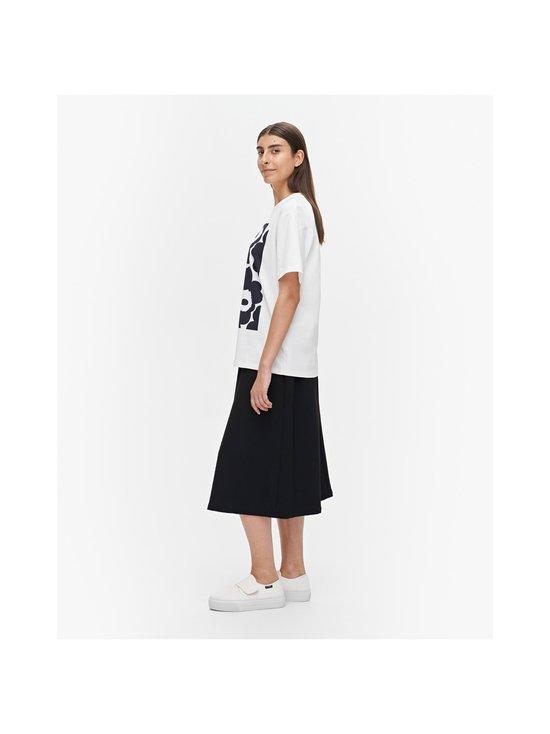 Marimekko - Liuske Unikko -paita - 150 OFF WHITE, NAVY | Stockmann - photo 5