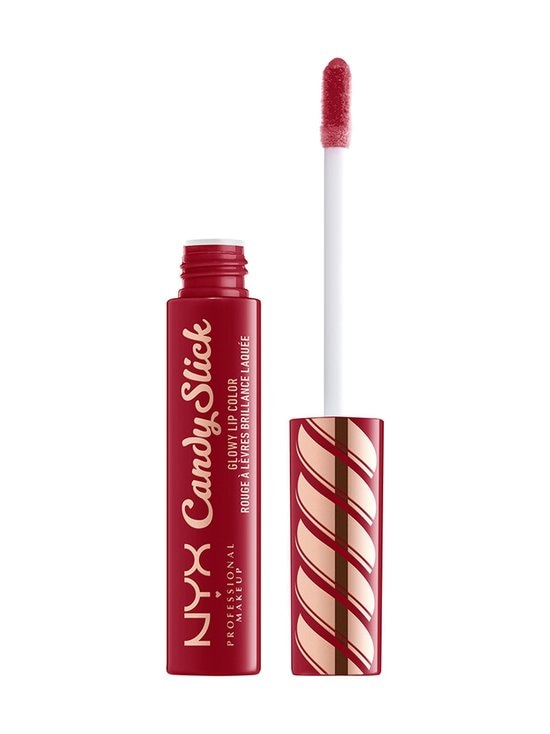 NYX Professional Makeup - Candy Slick Glowy Lip Color -huuliväri 7,5 ml - 09 SINGLE SERVING | Stockmann - photo 1