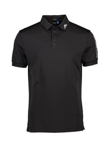 J.Lindeberg - M Tour Tech -paita - BLACK | Stockmann