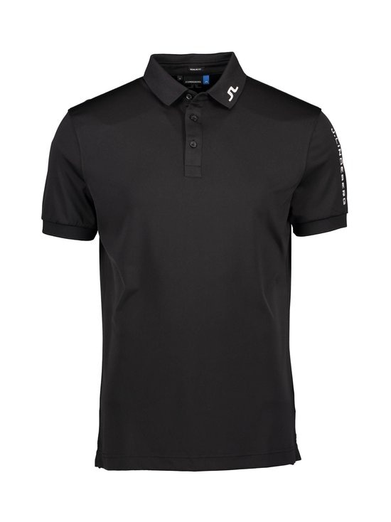 J.Lindeberg - M Tour Tech -paita - BLACK | Stockmann - photo 1