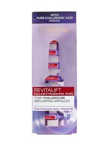 L'Oréal Paris - Revitalift Filler -intensiivisesti kosteuttavat 7 päivän ampullit 9,1 ml - null | Stockmann