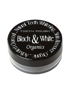 Black & White - Natural Teeth Whitening -luonnollinen hampaidenvalkaisija 15 g | Stockmann