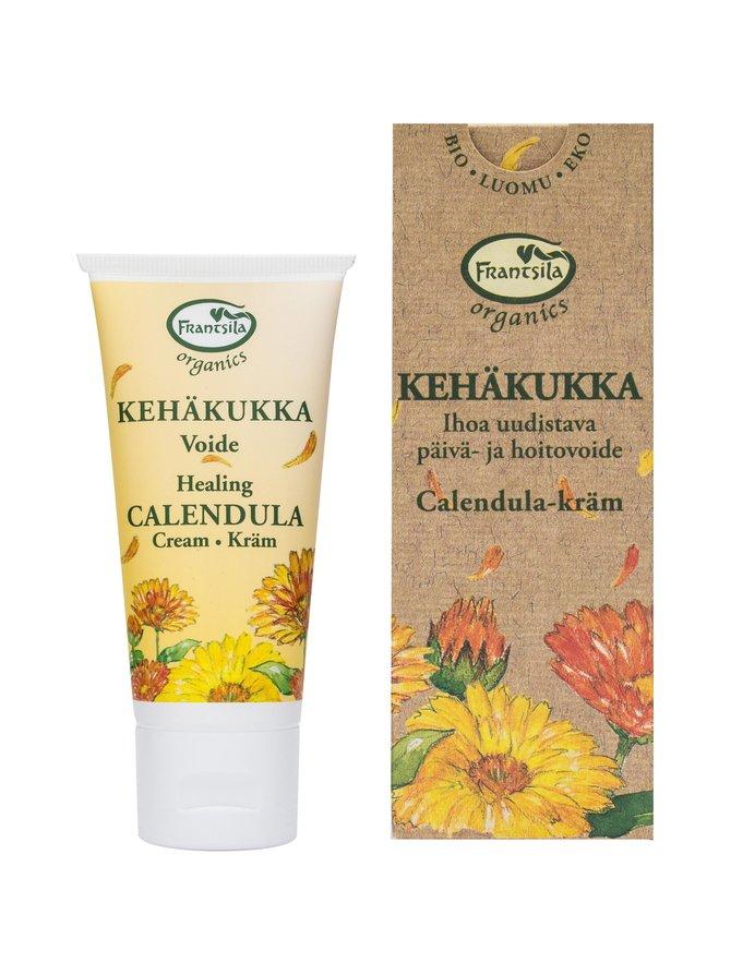 Calendula-kehäkukkavoide 60 g