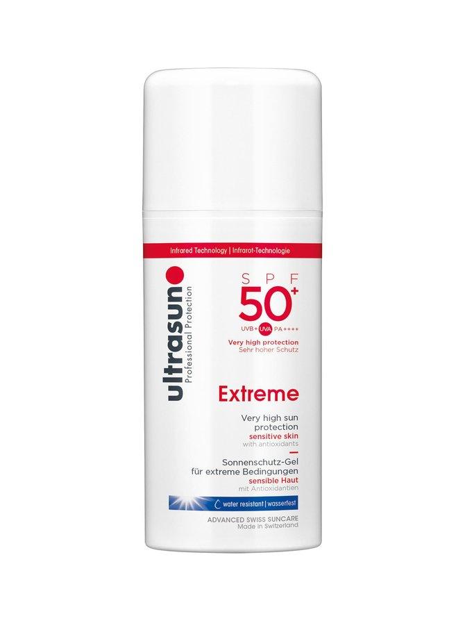 Extreme SPF 50+ Gel -aurinkosuojageeli 100 ml