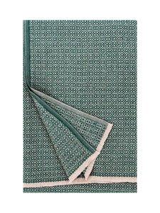Lapuan Kankurit - Koli-villahuopa 150 x 170 cm - BEIGE/GREEN | Stockmann