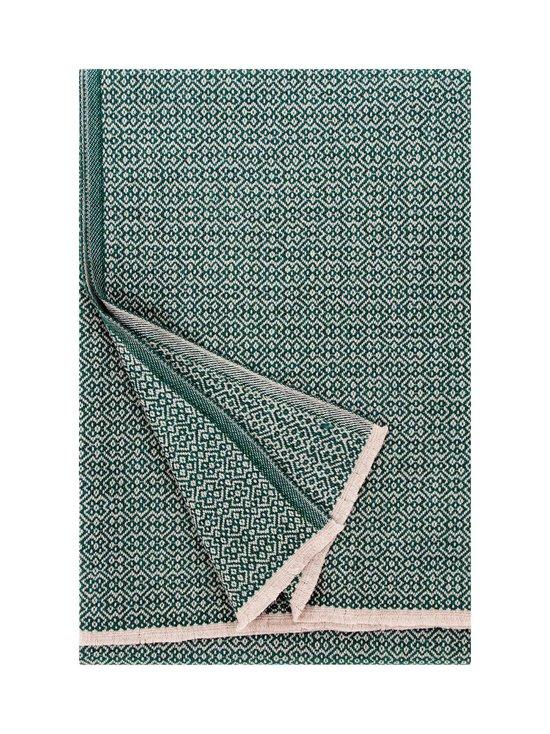 Lapuan Kankurit - Koli-villahuopa 150 x 170 cm - BEIGE/GREEN | Stockmann - photo 1
