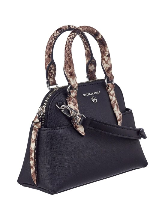 Michael Michael Kors - Hudson Satchel -nahkalaukku - 001 BLACK | Stockmann - photo 2