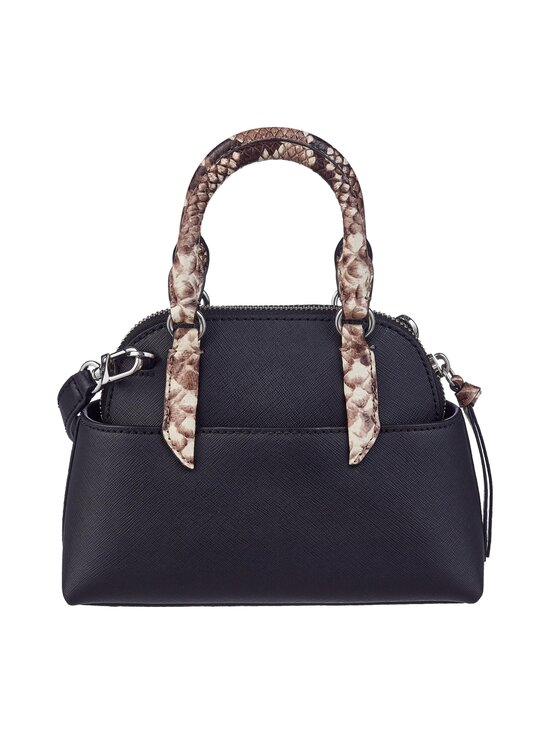 Michael Michael Kors - Hudson Satchel -nahkalaukku - 001 BLACK | Stockmann - photo 3