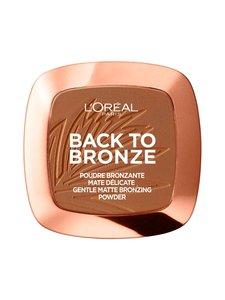 L'Oréal Paris - Back to Bronze -aurinkopuuteri | Stockmann