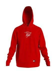 Tommy Hilfiger - Oh Hoodie -huppari - XLG PRIMARY RED | Stockmann
