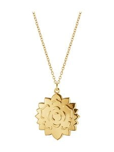 Georg Jensen - 2020 Ornament, Ice Rosette -joulukoriste - GOLD   Stockmann