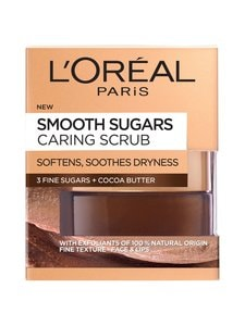 L'Oréal Paris - Smooth Sugars Caring Scrub -sokerikuorinta 50 ml - null | Stockmann
