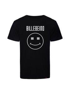 BILLEBEINO - Smiley T-shirt -paita - 99 BLACK | Stockmann