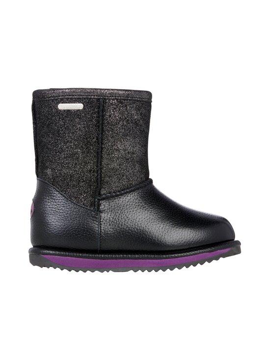 EMU Australia - Sparkle Trigg waterproof winter shoe -nahkanilkkurit - BLACK | Stockmann - photo 1