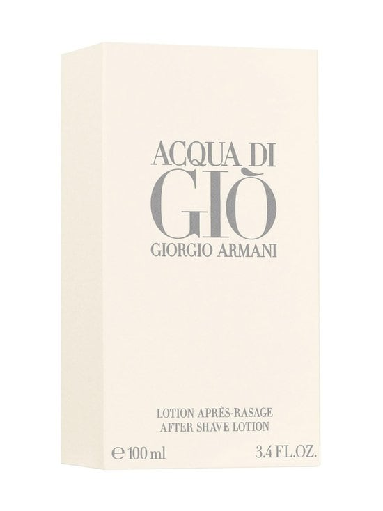 Armani - Acqua di Gió Uomo After Shave Lotion -partavesi 100 ml - null | Stockmann - photo 3