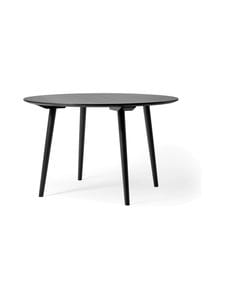 &tradition - In Between SK4 -pöytä Ø 120 cm - BLACK | Stockmann