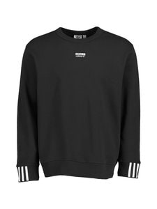 adidas Originals - R.Y.W Crew -collegepaita - BLACK | Stockmann