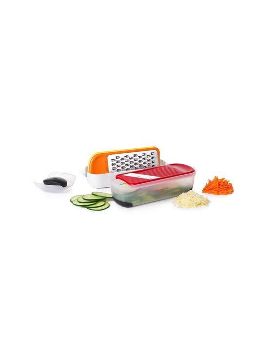OXO - Mini Grate and Slice Set -raastin- ja leikkurisetti - MULTICOLOR | Stockmann - photo 4