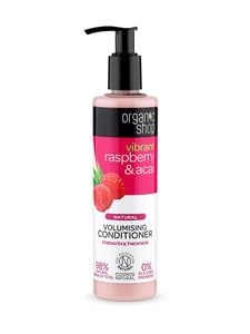 Organic Shop - Raspberry & Acai -hoitoaine 280 ml | Stockmann