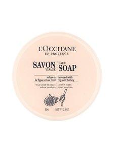 Loccitane - Cleansing Infusion Face Soap -kasvosaippua 80 g   Stockmann