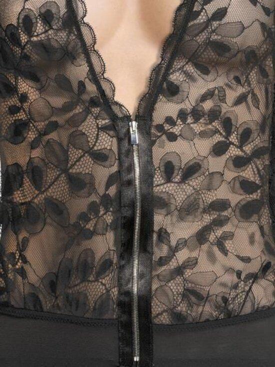 Chantal Thomass - Fuji Bodysuit -body - BLACK 011 | Stockmann - photo 4