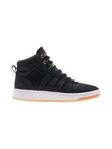 adidas Performance - Blizzare-nahkakengät - CORE BLACK/CORE BLACK/MATTE GOLD | Stockmann