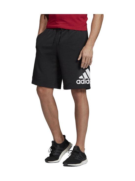 adidas Performance - Must Haves Badge Of Sports -shortsit - BLACK/WHIT BLACK/WHITE | Stockmann - photo 4